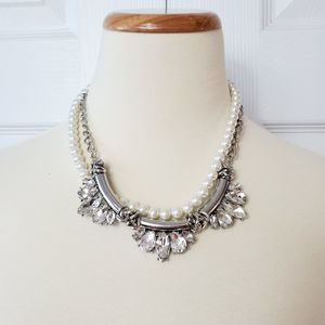 Paparazzi Layered Pearl Necklace